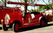 Tidaholm Fire Engine 1924