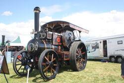J&H McLaren no. 1110 - RL - BF 5258 at Carrington 2010 - IMG 4655