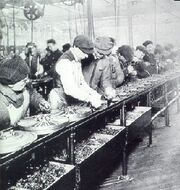 Ford assembly line - 1913