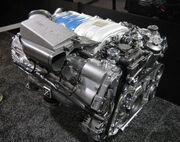 Mercedes-Benz M156 Engine 02