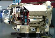 Napier Deltic Engine
