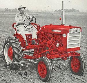 McCormick Farmall 140 1958