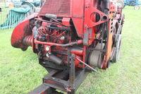 MF 701 Baler VO Engined (detail) IMG 8685