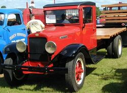 International 1932 A3
