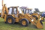 FIATALLIS FB7B backhoe - 1987