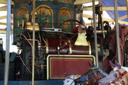 Savage CE in gallopers at Hollycombe IMG 1150