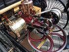 Benz Patent Motorwagen Engine
