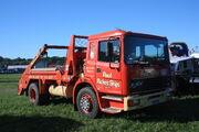 ERF EC6 - V10PRS - Skip wagon at Belvoir 2010 - IMG 3651