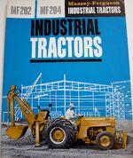 MF 204 Industrial brochure