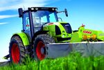 Claas Ares 577 ATZ MFWD - 2006