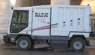 Italian Street Sweeper