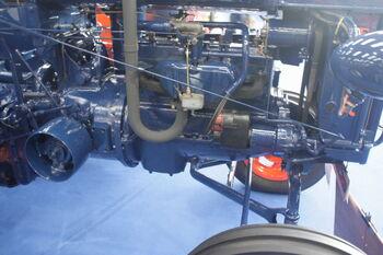 Fordson E27N Major TVO engine - 507 UXM at Newark 08 - IMG 3628