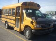 '95-'96 Ford E-250 School Bus