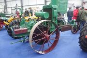 Crawley Agrimotor of 1920 (rear rhs) at Newark VTH 08 IMG 3602