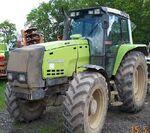 Valtra Valmet 8350 Hi-Tech MFWD (Claas green) - 2000