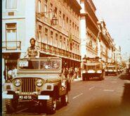 1976 BRAVIA Kaiser Jeep M- 201 4X4