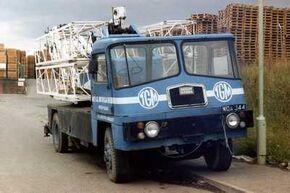1967 Taylor Mobilecrane 10T Diesel