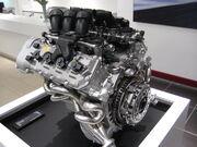 BMW S65 Engine Model