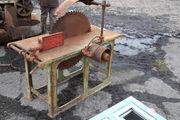 Bamfords no.2 saw bench at neath 2012 - IMG 7900