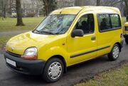 Renault Kangoo I front 20090121