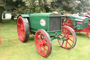 Peterbro Tractor of 1923 - R. Desborough - at Newby 09 - IMG 2236