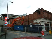 Daewoo - Demolition services - Gatecrasher 07