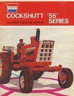 Cockshutt 1855 brochure (White)