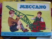 Meccano No7 Instructions (front)