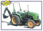 SamTrac ST-254 MFWD (green) - 2001