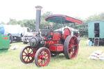 Burrell no. 3355 Tractor Charlie reg AH 5240 at Woodcote 09 - IMG 8188