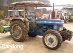 Daedong T3910 III MFWD (Ford) - 1992