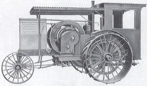 IHC Type B 2-Speed 20-HP