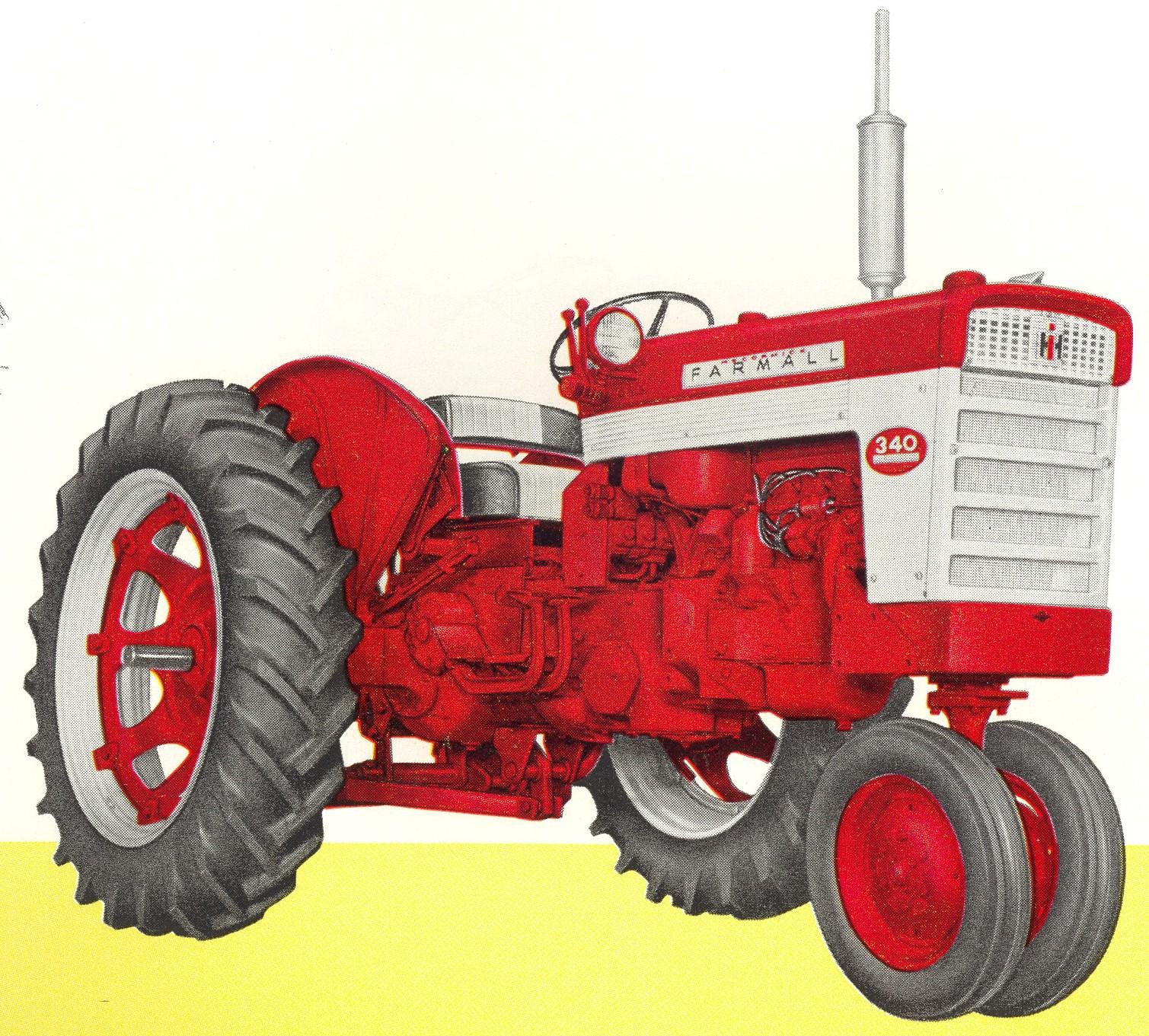 International 340 Rear Rims : Farmall tractor construction plant wiki fandom
