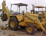 FIATALLIS FB-80 backhoe - 1992