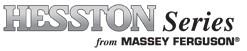 Hesston Series (MF) logo