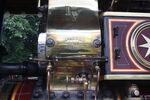 Fowler no. 16439 - Delilah - SM 5121 - cylinder cover at Corbridge 2010 - IMG 8530