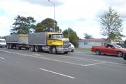 Mack Truck Lincoln Rd Waitakere