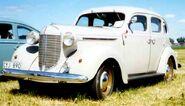 De Soto 4-Door Sedan 1938