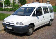 Peugeot Expert white front
