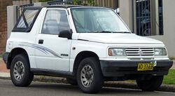 1992-1994 Suzuki Vitara (SE416C Type2) JX softtop 01