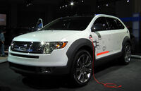 Ford edge hybrid-2007washauto