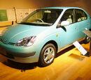 Alternative fuel vehicle