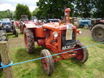 Allis-Chalmers Model U - HAX 607 at Bromyard 08 - P7060174