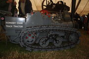 Hornsby Tractor working scale model GDSF 08 - IMG 0845