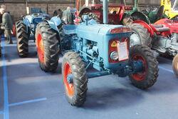 Roadless Super Dexta no 2233 at Malvern 09 - IMG 5551