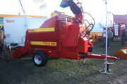 Teagle 8080 trailed Bale Shredder - IMG 4609