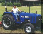 Long LandTrac 550-2001