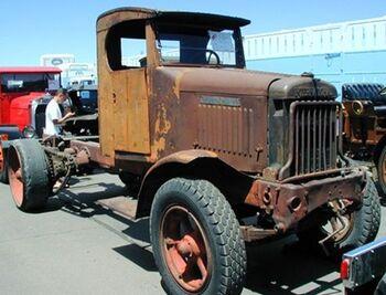 International 1927 74C