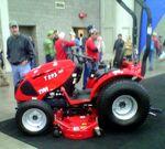 TYM T293 MFWD - 2013