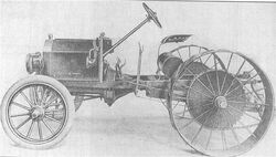Acason 1918 Model T conversion